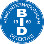 Bund Internationaler Detektive e.V. Logo